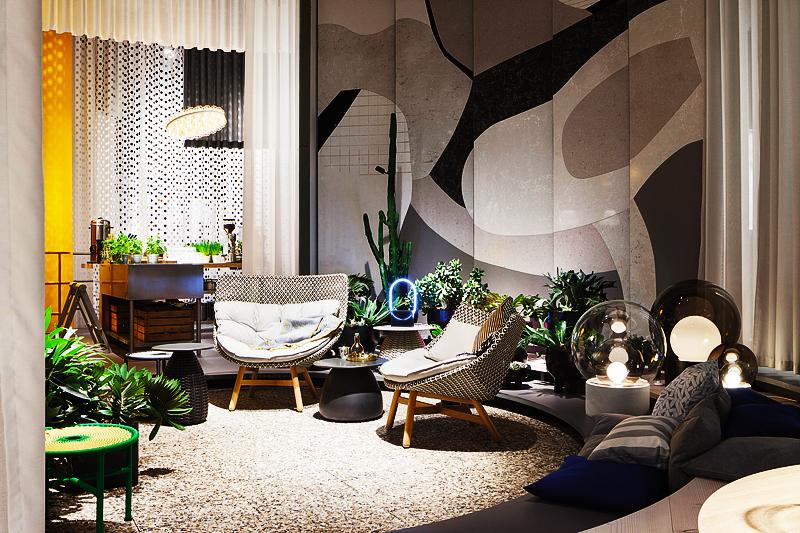 Das Haus 2015 Sebastian Herkner imm cologne 2016