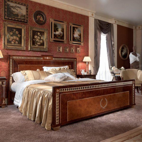 14 TURRI ARCADE BED