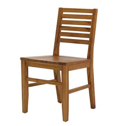 21337-餐椅#木墊(柚木)
