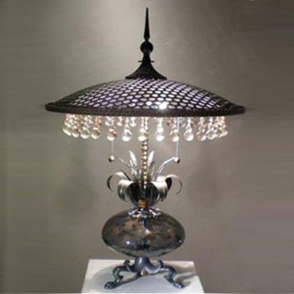 Luna Bella MAG 桌燈 68hcm 金