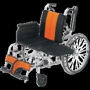 照護用側向移位輪椅
