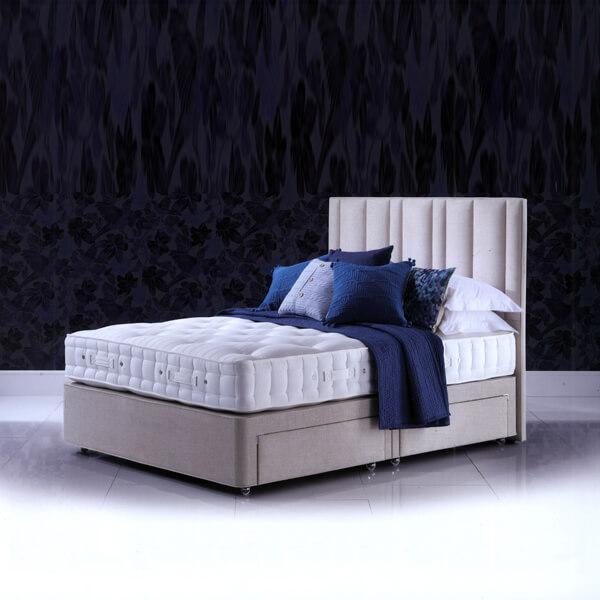 席本諾-(1-2)Affinity wool新品英國原廠手工床墊 150x190cm (56.2)