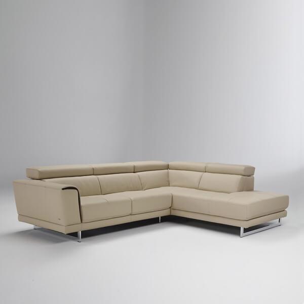 NATUZZI EDITIONS-(1-1)GUIDO B887 L型沙發(全台獨售)