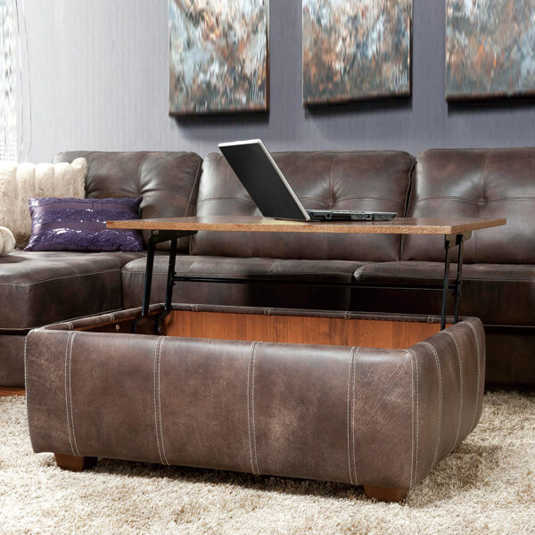 祺昱家居-(1-3)Functional Sofa Table-2 桌几 (全台獨售