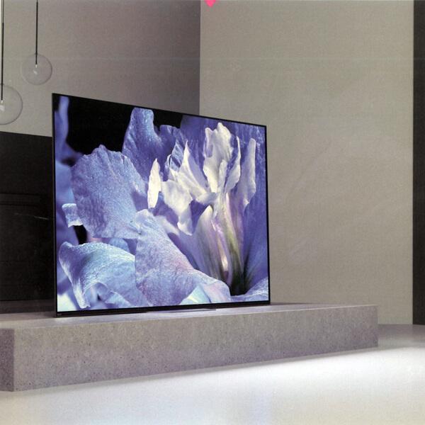誠翔-2-1-SONY家電 OLED KD-65A8F 液晶電視