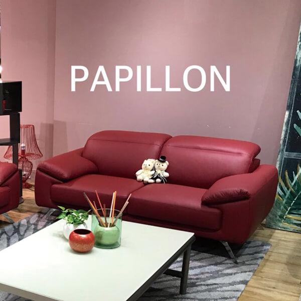 1-4-100_義大利原裝全厚牛皮雙人沙發PS-PAPILLON-2.5S(全台獨售)