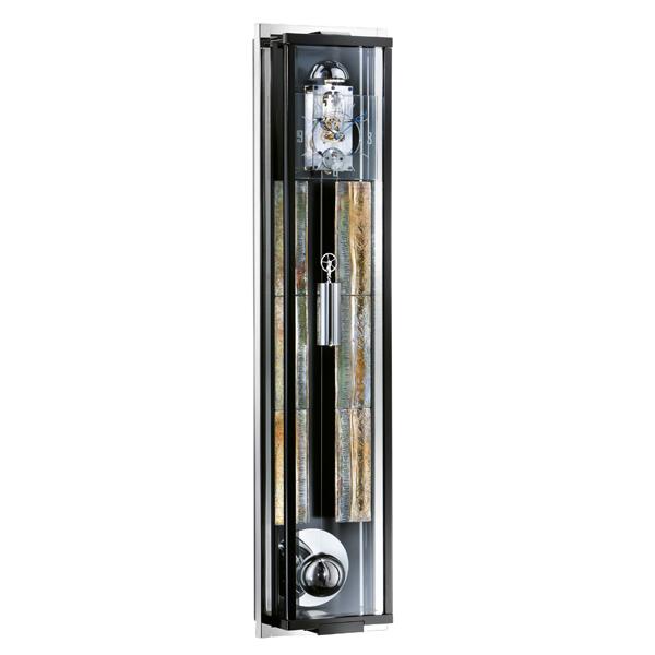 德國肯尼家 限量超薄設計鰭狀物裝飾擒縱系統掛鐘