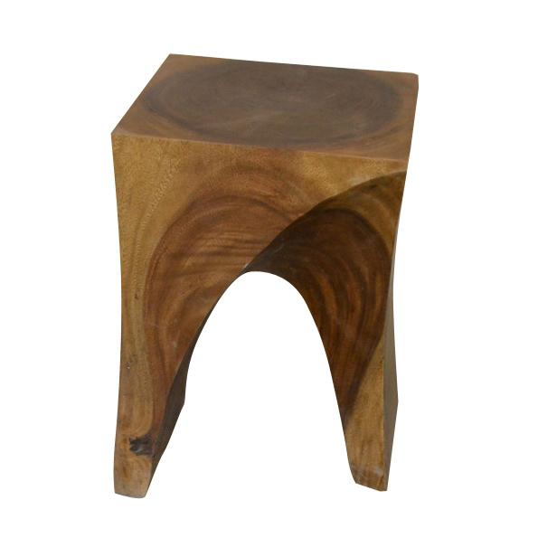 A-001 木椅凳 (33x33x46h)$2,900