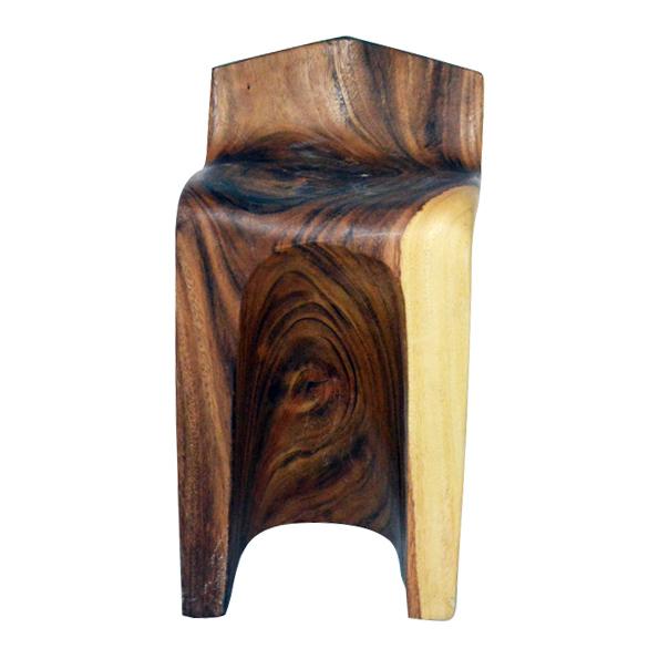 A-006 木椅凳 (31×28.5x61h)$3,600