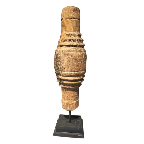 A-049 木製飾品 (Ø20×72.5h)$31,000