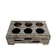 B-024 貝殼飲料架 (35x22x10h)$980