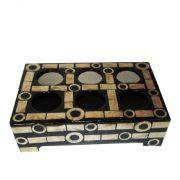 B-025 貝殼飲料架 (35x22x10h)$980