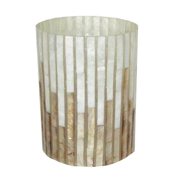 B-030 貝殼花器 (Ø15x20h)$500