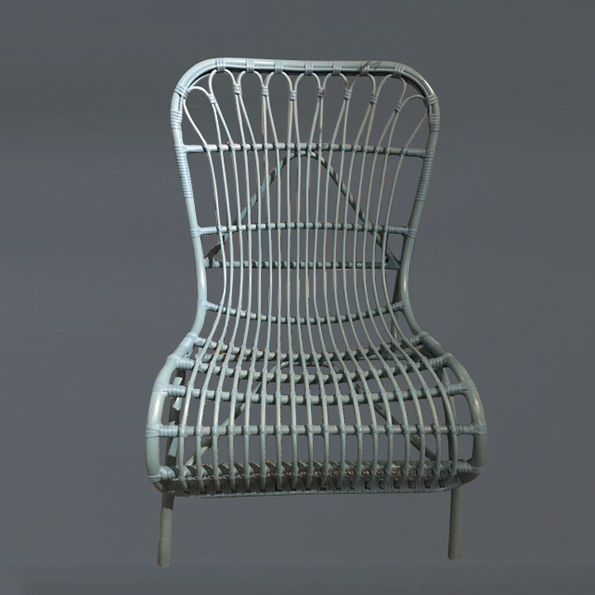 C-030 單椅 (60x73x78h)$4,800
